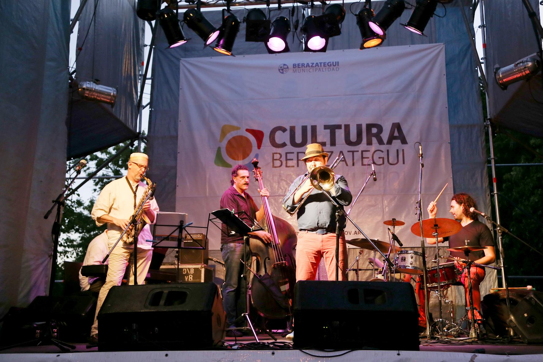 Image result for Nueva edición de Berazategui Jazz